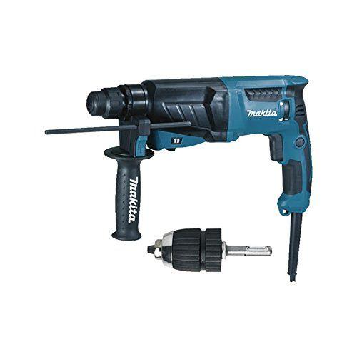Makita HR2630X7 Perforateur burineur Bleu
