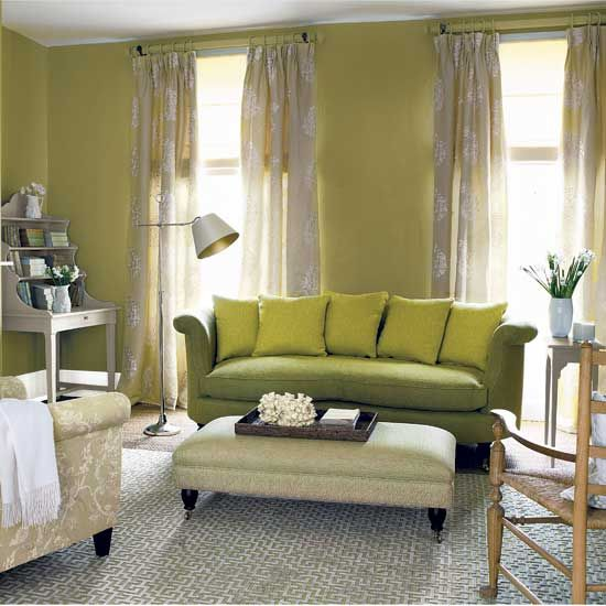 livingroom olive sofa decor - Google Search