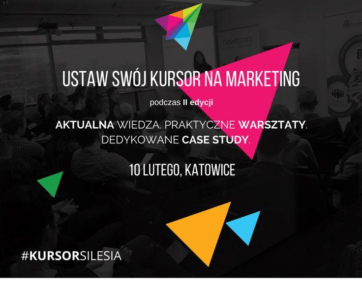 """10 lutego odbędzie się w Katowicach II edycja konferencji """"Kursor na Marketing"""" organizowana przez Punkt Krytyczny. Jako partner wydarzenia przygotowaliśmy niespodziankę dla uczestników - 30 dniowy darmowy dostęp do Newspoint! Przyjdźcie i korzystajcie! http://www.newspoint.pl/newspoint-partnerem-ii-edycji-konferencji-kursor-na-marketing/"""
