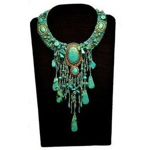 Ghana Necklace - SILVIA TCHERASSI Ghana Necklace