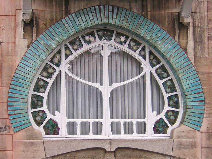 Connu 215 best Art Nouveau Architecture images on Pinterest  KS44