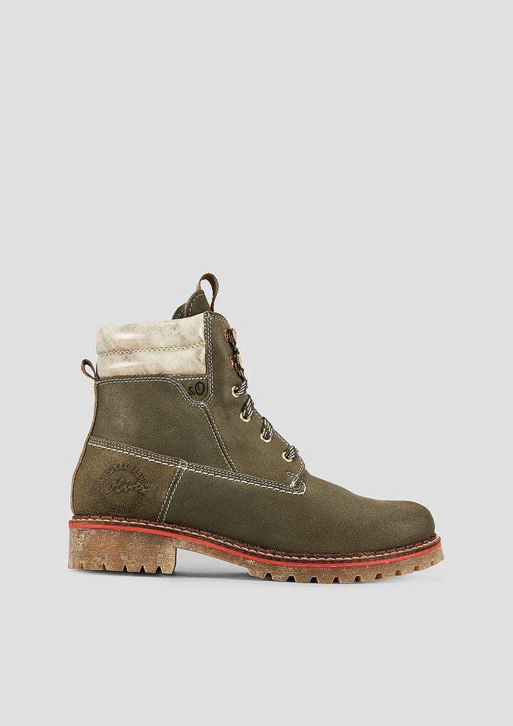 Boots Jetzt bestellen unter: https://mode.ladendirekt.de/damen/schuhe/boots/sonstige-boots/?uid=f4b016ea-b0a3-5f91-ac6a-229a120c5d88&utm_source=pinterest&utm_medium=pin&utm_campaign=boards #accessoires #stiefeletten #damen #boots #sonstigeboots #schuhe #ankle