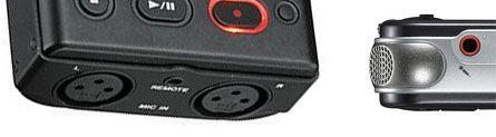 Como usar um Gravador Digital Portátil em uma gravação de vídeo