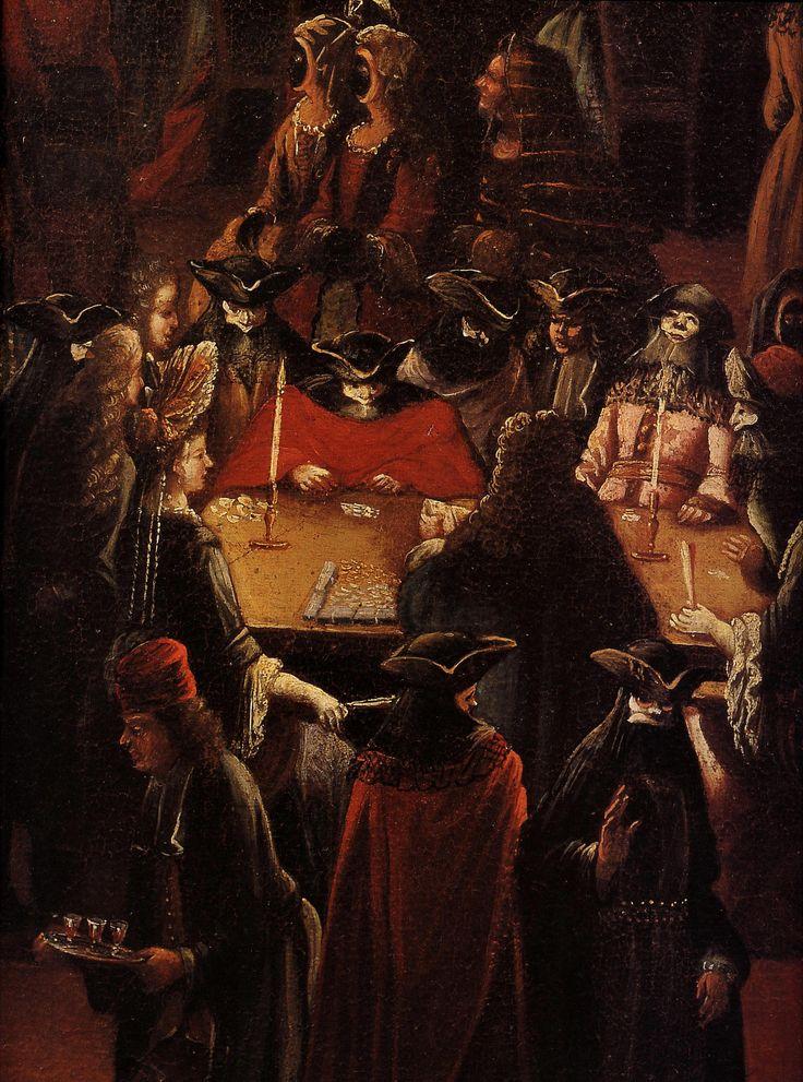 Ambito veneto dine sec. XVIII - Interno veneziano con festa serale (dettaglio)Occhio Fantastico photos to Flickr.