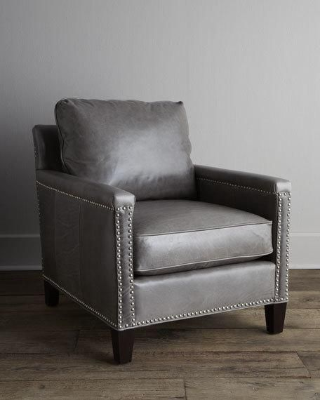 cool Grey Leather Chair , Fresh Grey Leather Chair 74 On Living Room Sofa  Ideas with