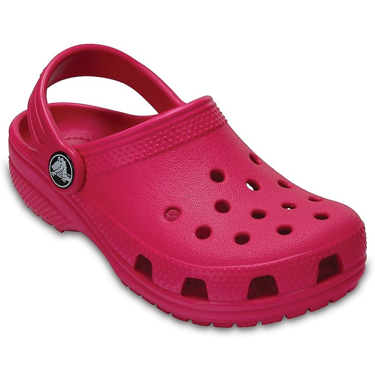 Crocs™ Kids' Size 4 Crocs Little Classic Clog in Candy