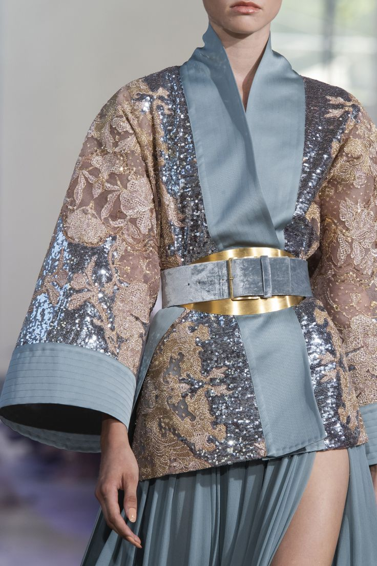 Elie Saab Couture Fall 2019 Fashion Show Details