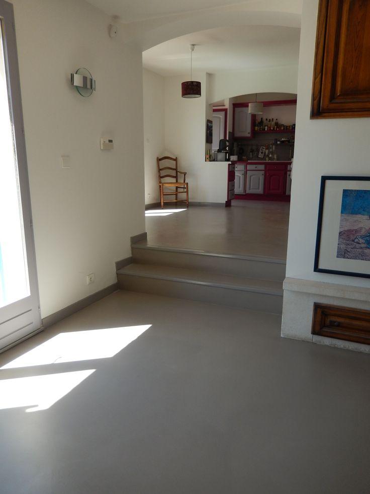 42 best images about mon tableau on pinterest plan de travail cuisine and - Carrelage beton ancien ...