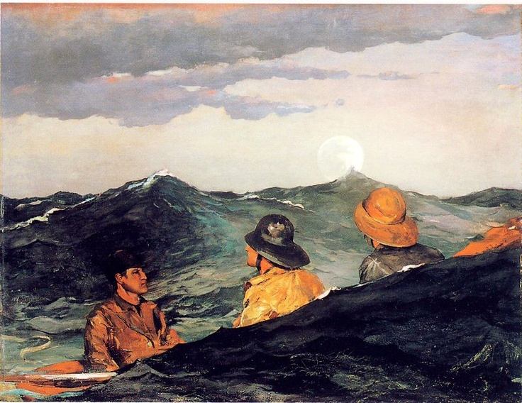 What source would Home, Sweet Home by Winslow Homer be considered as?