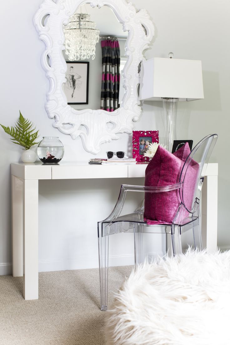 Dana Wolter Interiors  Tips For Designing a Teenager's Room  Organized space