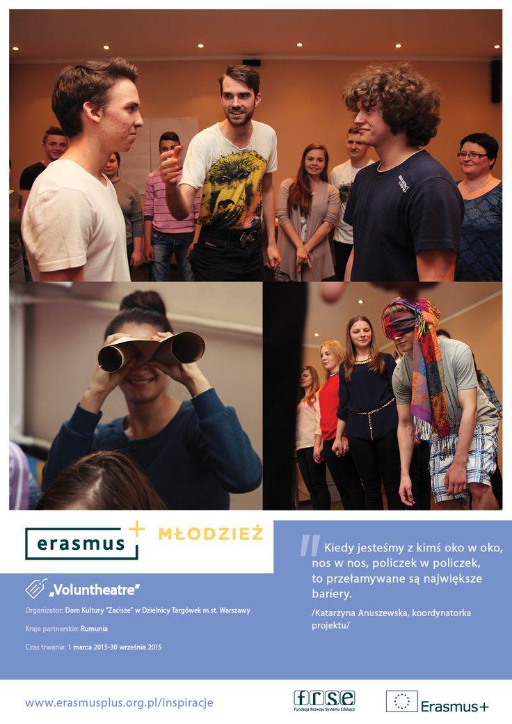 Erasmus + Młodzież   Akcja 1 Mobilność młodzieży