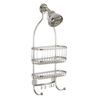 Product Image for InterDesign® York Lyra Shower Caddy 1 out of 3