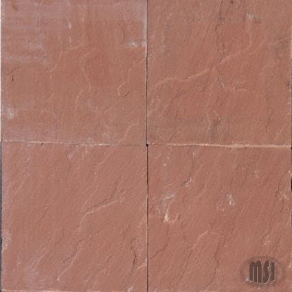 Beautiful Red Sandstone Floor Tiles By Msi Stone