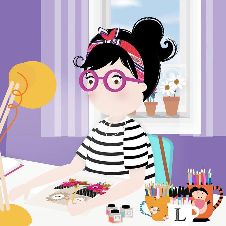 creative & colorful girl  lubione@gmail.com  iamlubi ⭐️ lubione.com