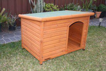 Extra Large Wooden Dog Kennel Comfort