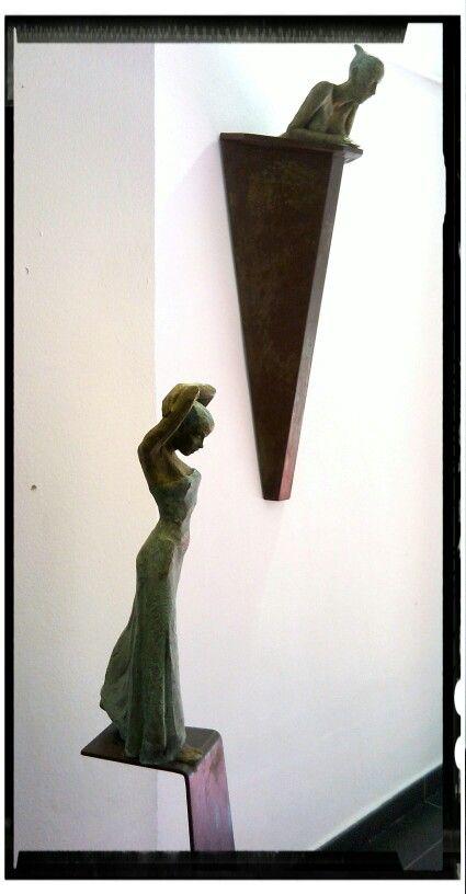 Sensuality & Ariadna's balcony
