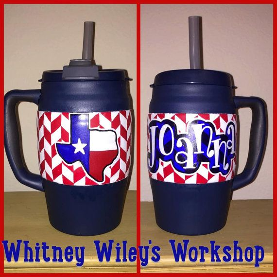 Personalized Bubba Mugs