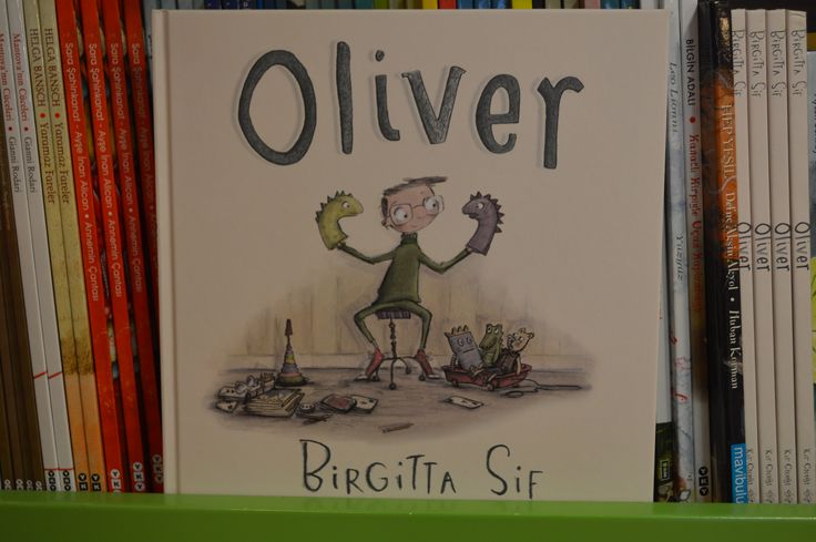 Kids Nook Reads: Oliver by Birgitta Sif #childrensbooks #childrens #books