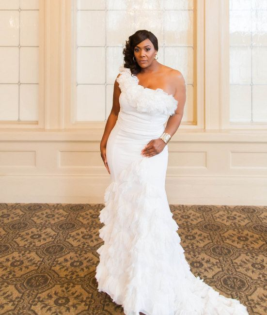 273 Best Plus Size {Wedding Dresses} Images On Pinterest