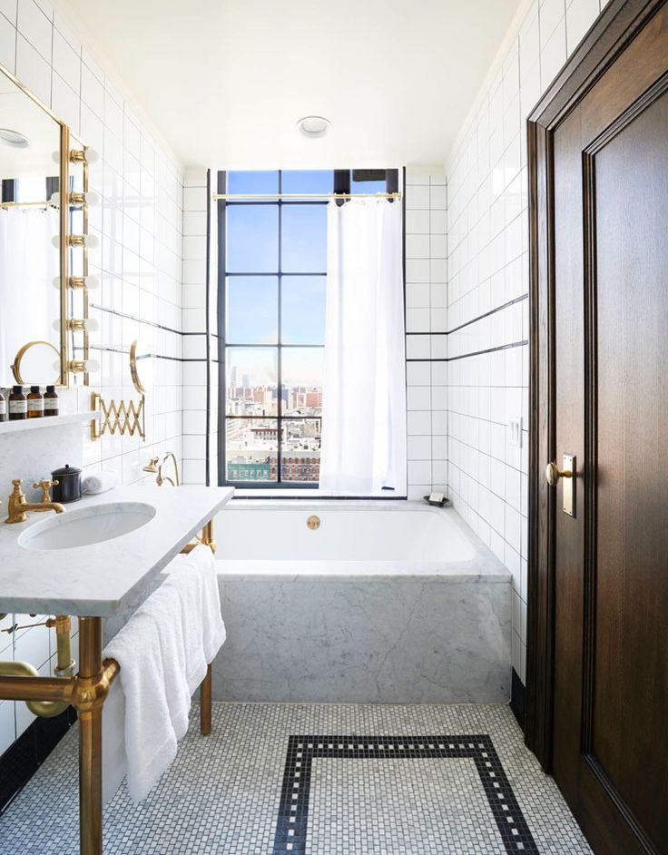 THE LUDLOW  NEW YORK Best Urban Hotels 2014  the shortlist   Travel    Wallpaper. 511 best Hotel bathroom images on Pinterest   Hotel bathrooms
