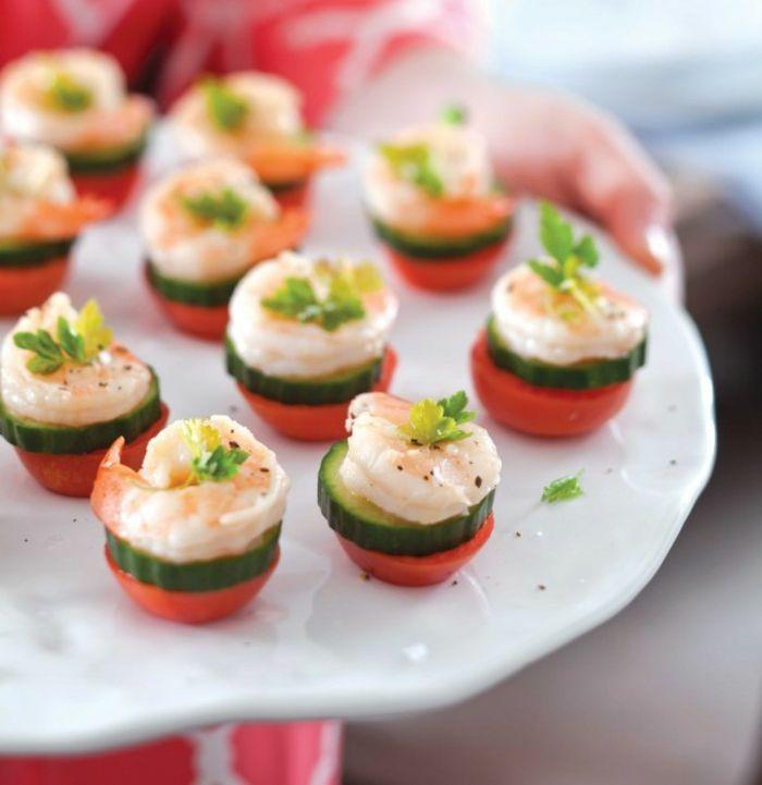 1000 images propos de culinaire sur pinterest g teaux for Idee entree froide originale