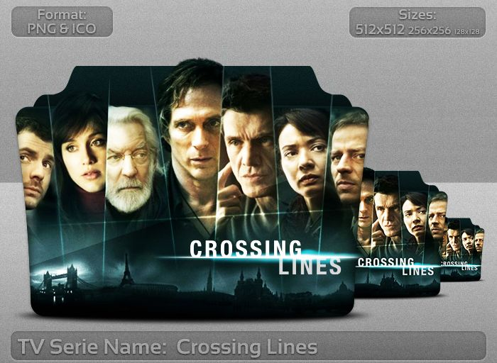 Crossed The Line Quotes: Crossing Lines Tv Show Photos