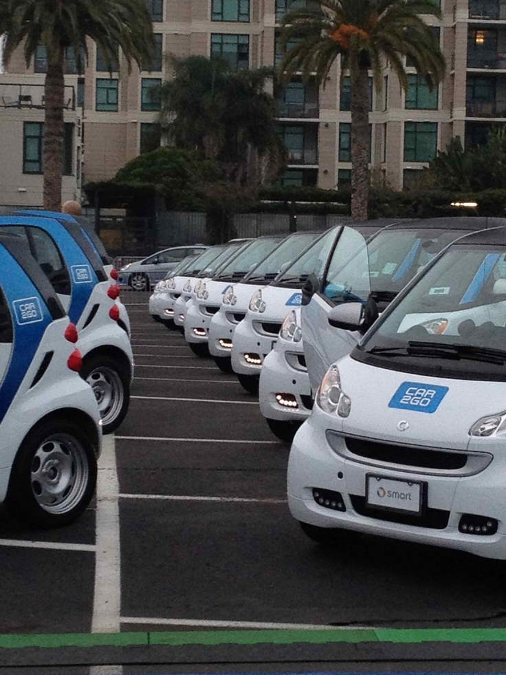 North Americau0027s first all electric carsharing fleet in