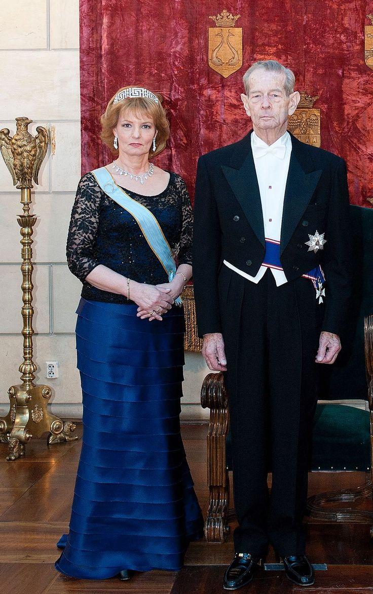 Regele Mihai si Principesa Mostenitoare Margareta© Daniel Angelescu mai 2011
