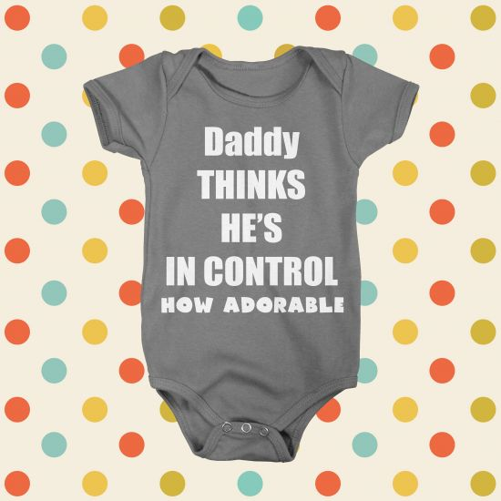 Our funny baby grows are produced with 100% cotton. Click here to know more http://littleyins.co.uk/index.php/product-category/baby-grow/funny-baby-grows/