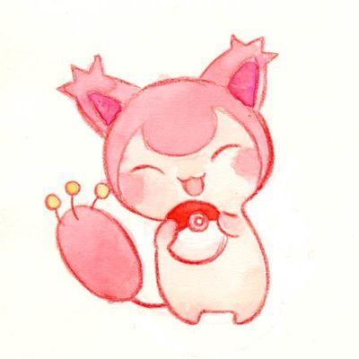 4277 best pokemon images on pinterest pokemon stuff pokemon images and kawaii drawings - Pokemon skitty ...
