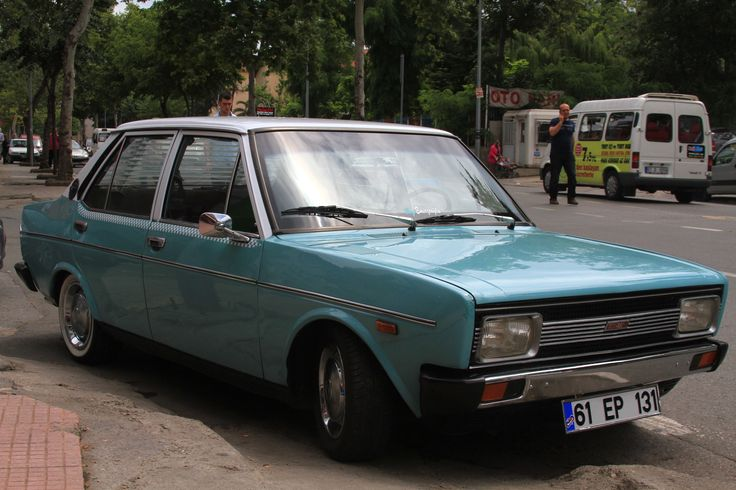 Fiat - Seat - Tofaş Murat 131