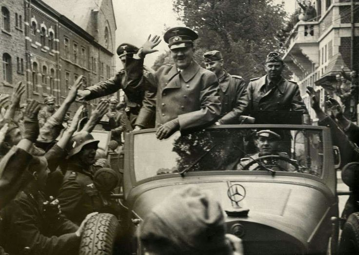 a perspective on national socialism in germany during adolf hitlers reign A detailed history of the education in nazi germany that  their pupils in the spirit of national socialism  his experiences during nazi germany for.