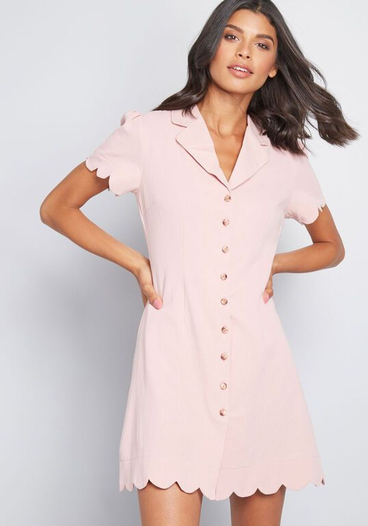 ee236fb1242 Pleasant Present Shirt Dress in 2019 | If I were a rich girl ...