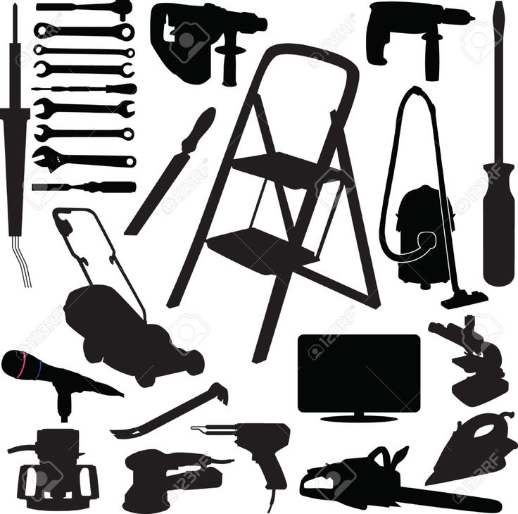 17 Best images about * Tool Silhouettes, Vectors, Clipart, Svg ...