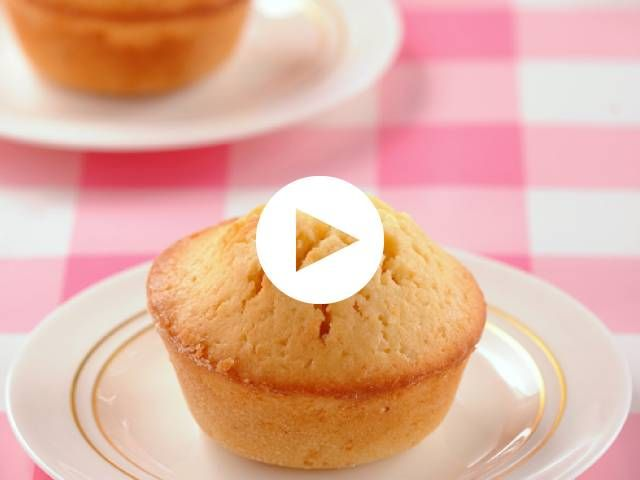 كب كيك البرتقال من الشيف آية عناني Recipe Food Recipes Desserts