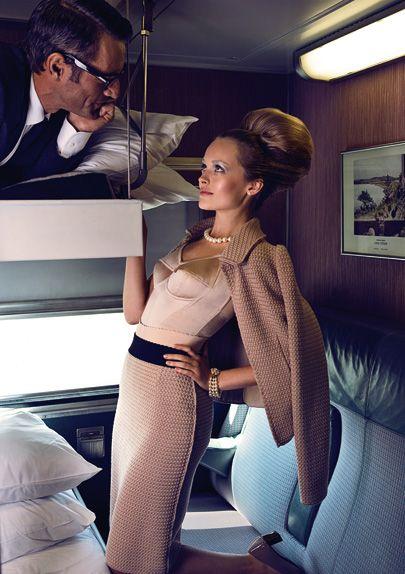 "'North by Northwest,"" Gabor Jurina by Susie Sheffman for Fashion magazine.Classy Lady, Glamour Shots, Fashion Style, Luxury Cars, Luxury Travel, Fashion Fotos, Favorite Fashion, Fashion Magazines, Classic"