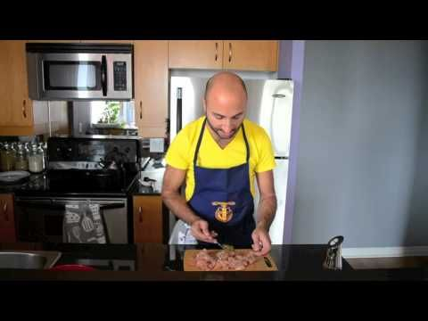 Rudy Does It All -Cooking Pita Chicken Pocket.m4v
