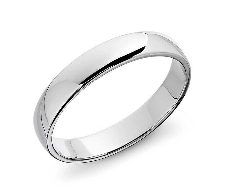 46 charming white gold diamond ring for elegant wedding - Elegant Wedding Rings