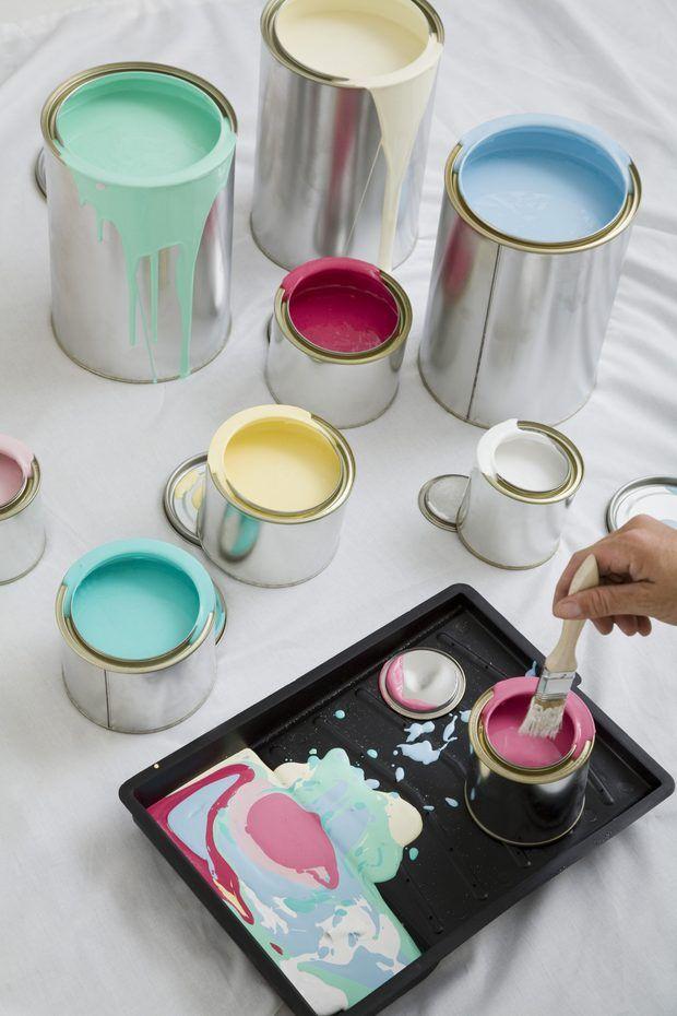 Cómo mezclar colores básicos para obtener plateado