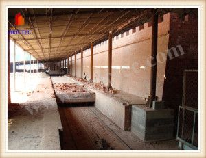 Nature Gas Coal Petrol Coke Firing System for Brick Making Plant on Made-in-China.com