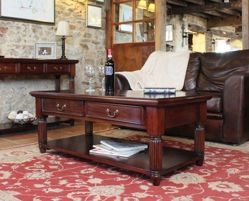 La Roque Coffee Table With Drawers - IMR08A is part of our exclusive 'La Roque' Mahogany furniture collection, hand-crafted from highest grade solid mahogany. #Furniture #PriceCrashFurniture #LoungeAndLiving #Lounge #LivingRoom #LaRoque #Table #CoffeeTable #Drawer http://pricecrashfurniture.co.uk/la-roque-coffee-table-with-drawers-imr08a.html