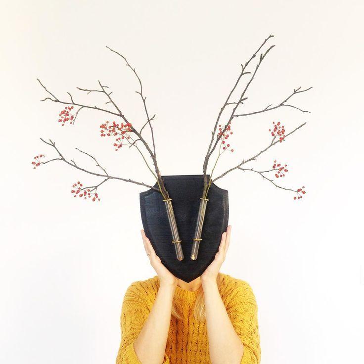 A designer de interiores Kate Kuhar é apaixonada por plantas e fundou a Eco Deer. Conhecida por produzir vasos florais elegantes, o design deles imita os chifres de um cervo como uma caça ao troféu…