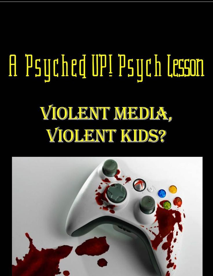 a discussion on video game violence and its effects on the academics and behavior of children Study: violent video games could be linked to aggressive behavior new study finds that children who play video games often end up showing more aggressive behavior.