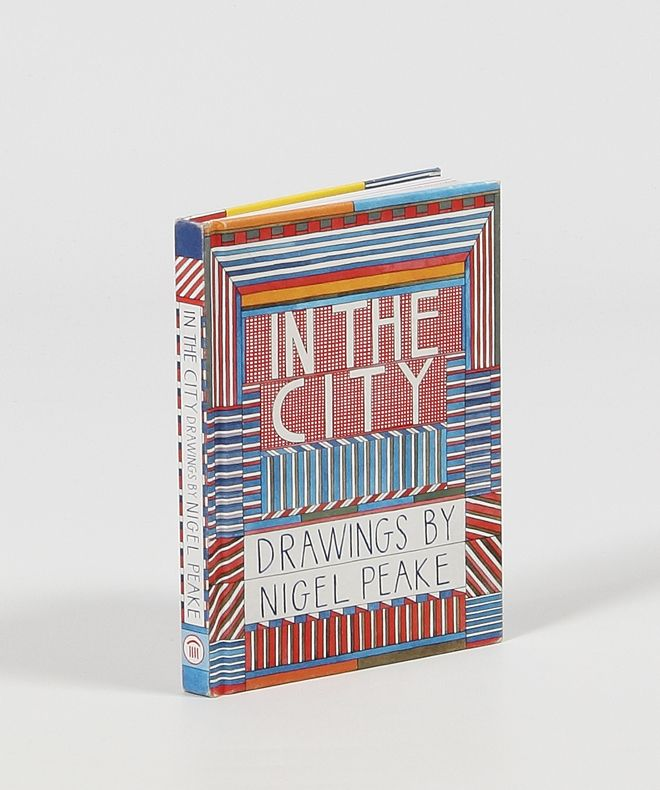 Shop   Design and Craft   Gifts   Makers&Brothers   Makers & Brothers   Nigel Peake   In the City   drawings   illustration   architect