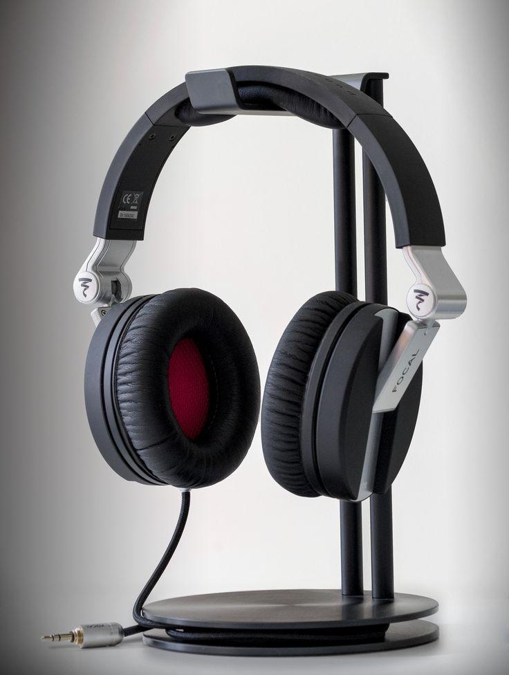 Focal Headphones. Looks like a quality piece of equipment