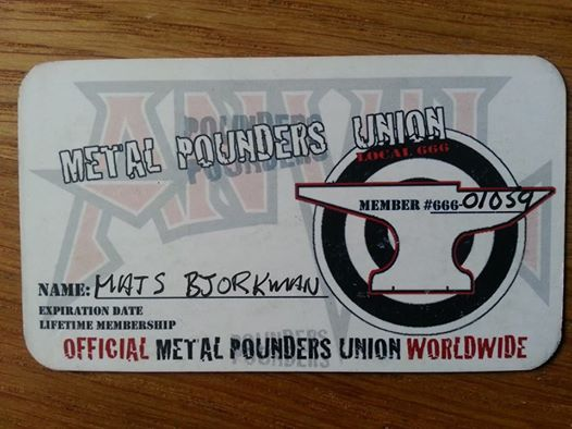 Metal Pounders Union