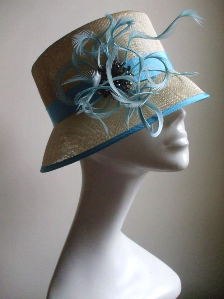 Occasion Hat by AudreysHats on Etsy https://www.etsy.com/listing/228877599/occasion-hat