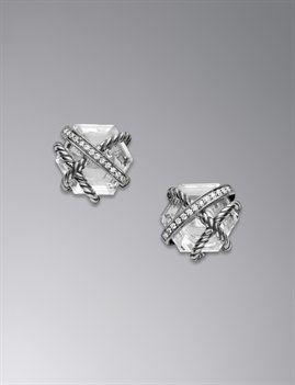 David Yurman Earrings | Pearl, Hoop & Infinity Earrings for Women