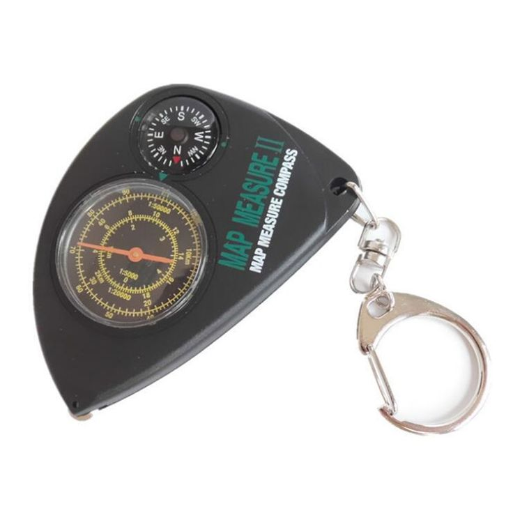 Compasses  2016 Brand High quality portable odometer multifunction keychain outdoor travel compass rangefinder <3 This is an AliExpress affiliate pin.  Click the image to visit the AliExpress website
