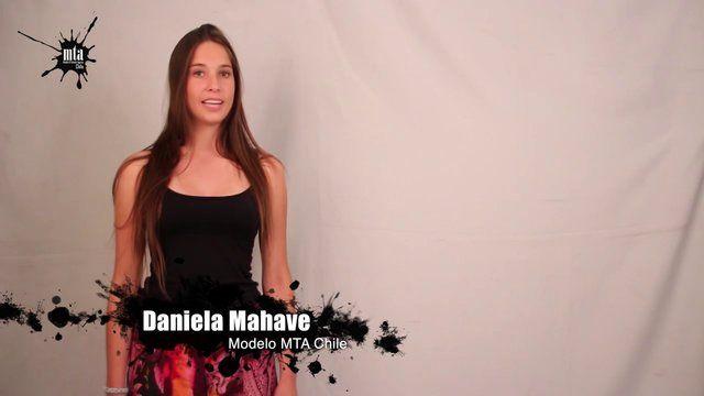 Un Saludo de Daniela Mahave modelo de MTA Chile. www.mtachile.com